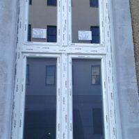 8ker tokosztós műanyag ablak