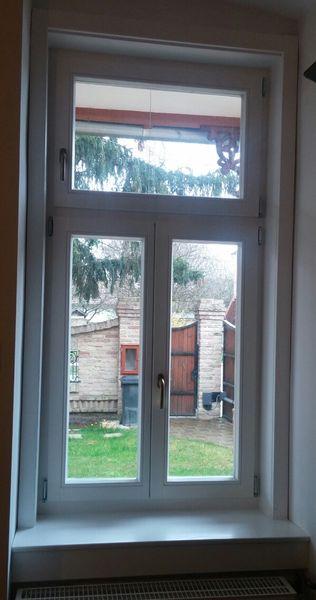 Ablakcsere műemlék házban