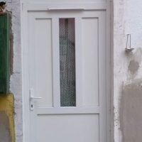 Fix üveges ajtó felülvilágítóval