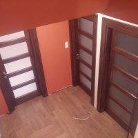 Utólag beépíthető tokos beltéri ajtó