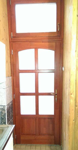 Hőszigetelt kültéri bejárati ajtó