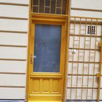 Bejárati ajtó beépítéssel miskolc
